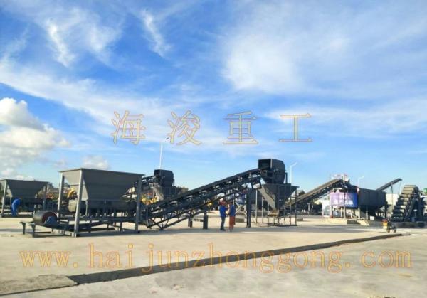 海沙淡化am888机组